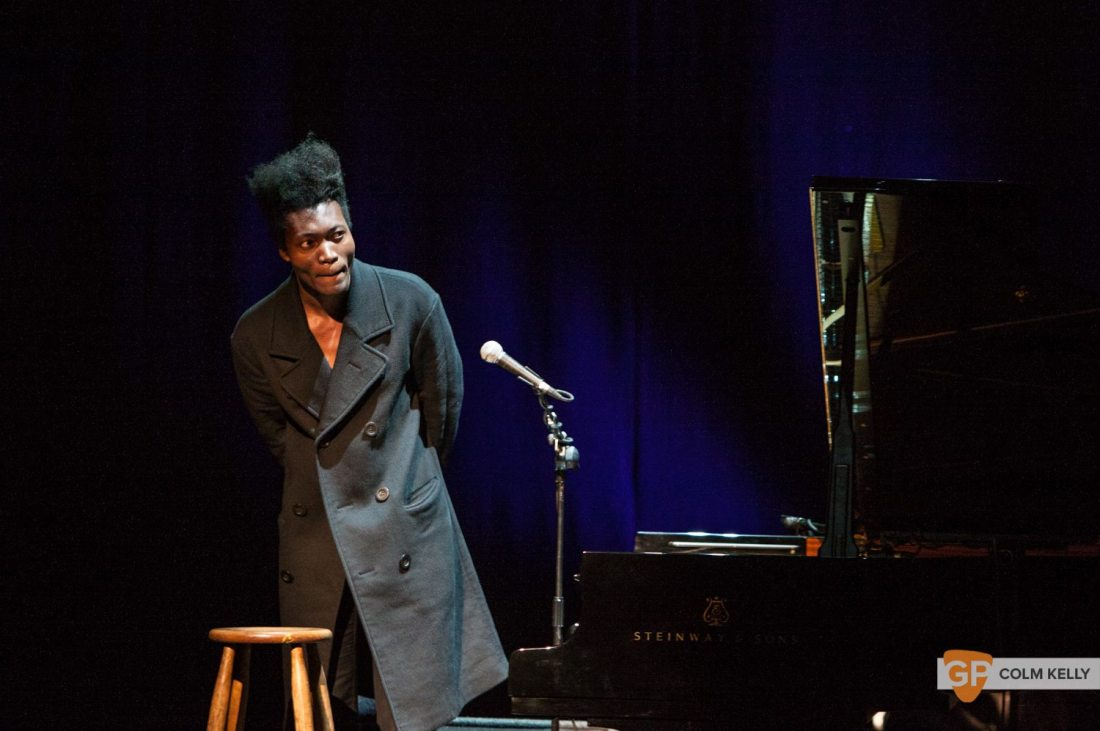 Benjamin Clementine at The Olympia Theatre by Colm Kelly-0029