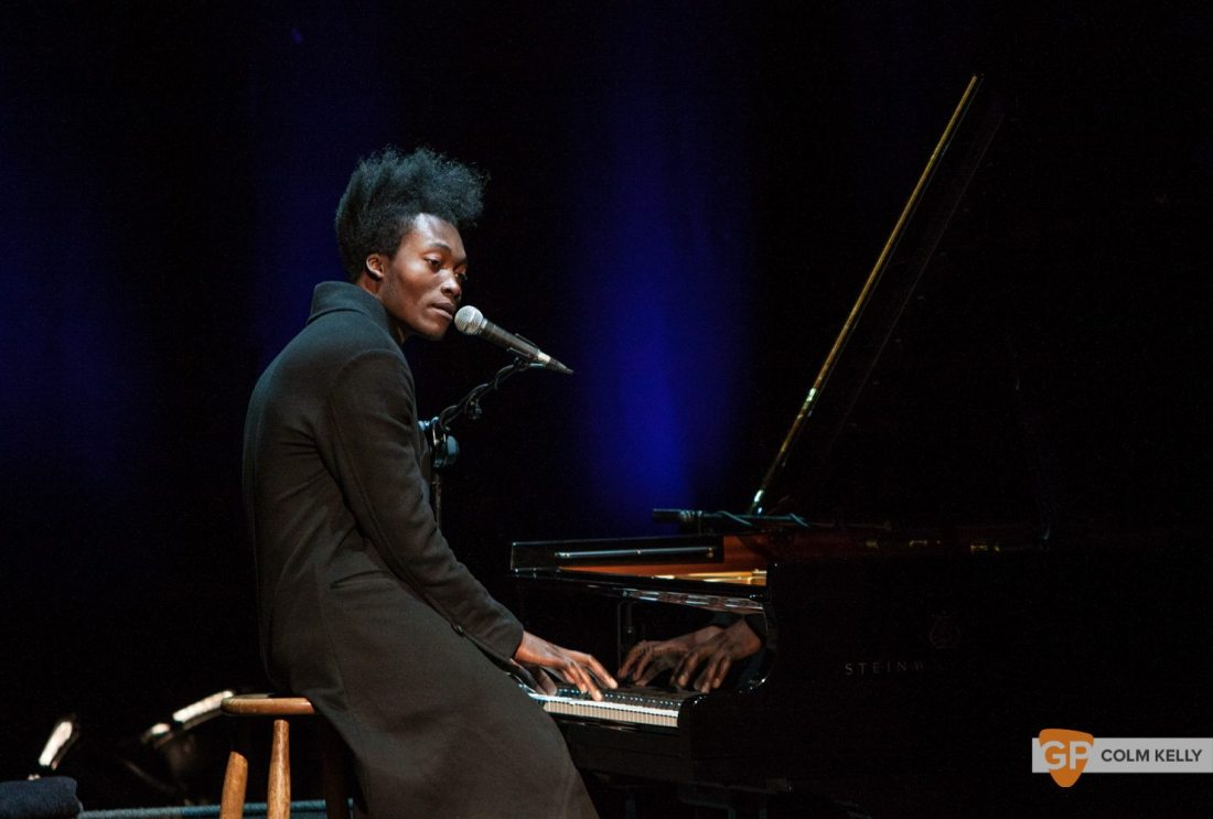 Benjamin Clementine at The Olympia Theatre by Colm Kelly-0048