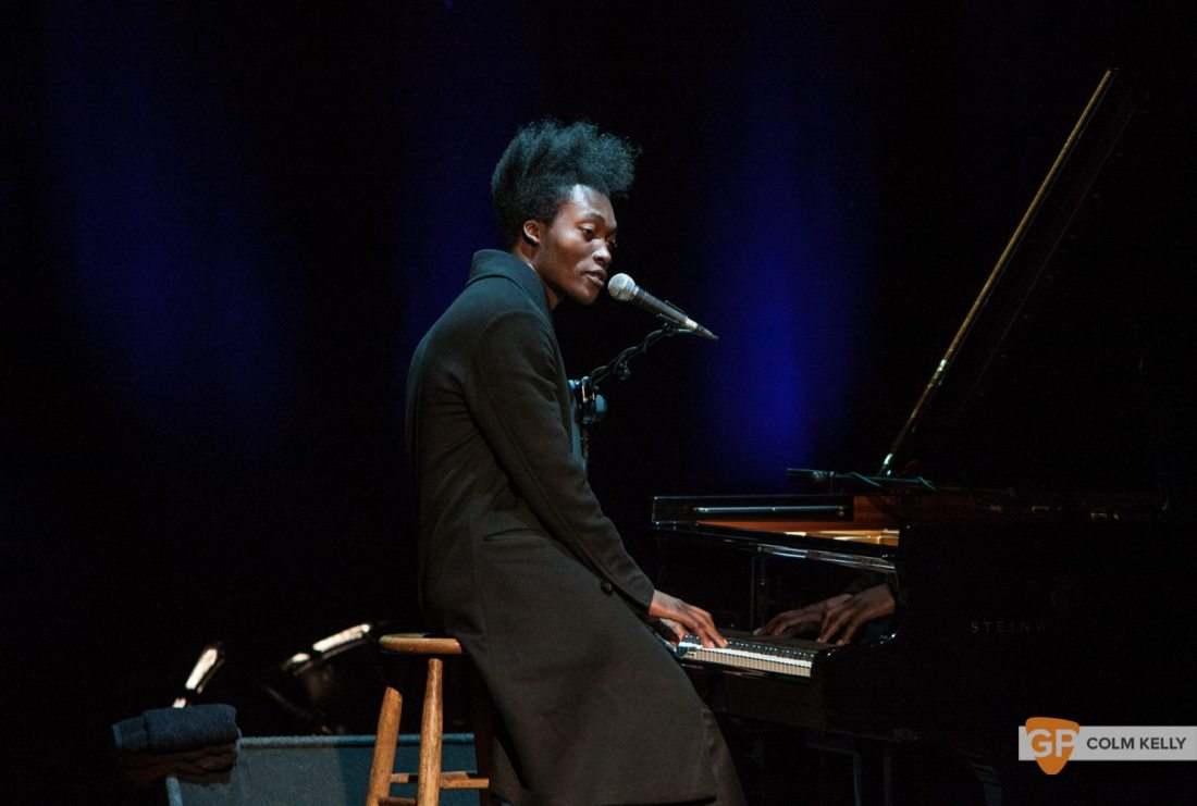 Benjamin Clementine at The Olympia Theatre by Colm Kelly-0068