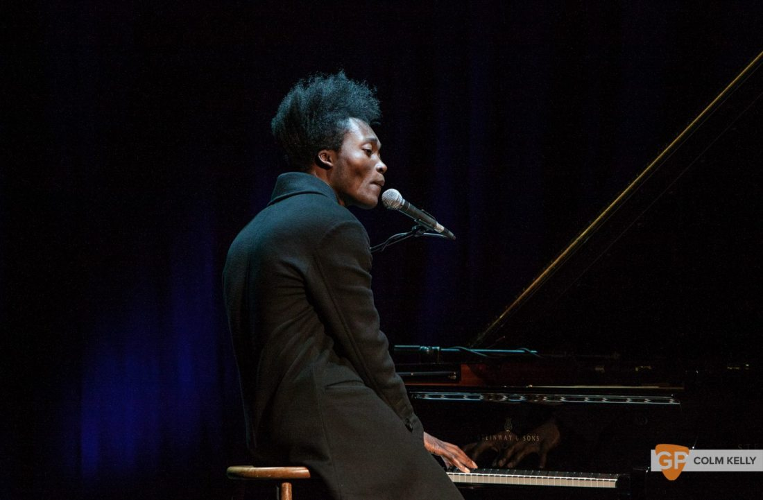 Benjamin Clementine at The Olympia Theatre by Colm Kelly-0076