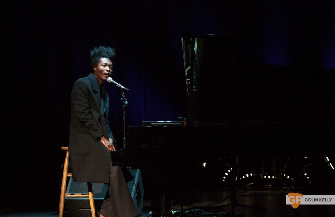 Benjamin Clementine at The Olympia Theatre by Colm Kelly-0111