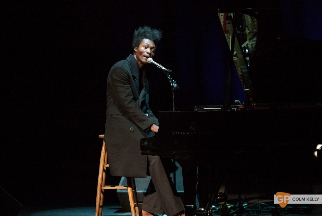 Benjamin Clementine at The Olympia Theatre by Colm Kelly-0119