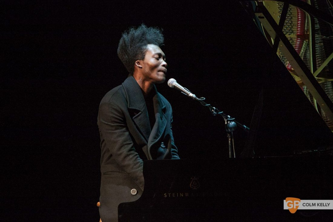 Benjamin Clementine at The Olympia Theatre by Colm Kelly-0129