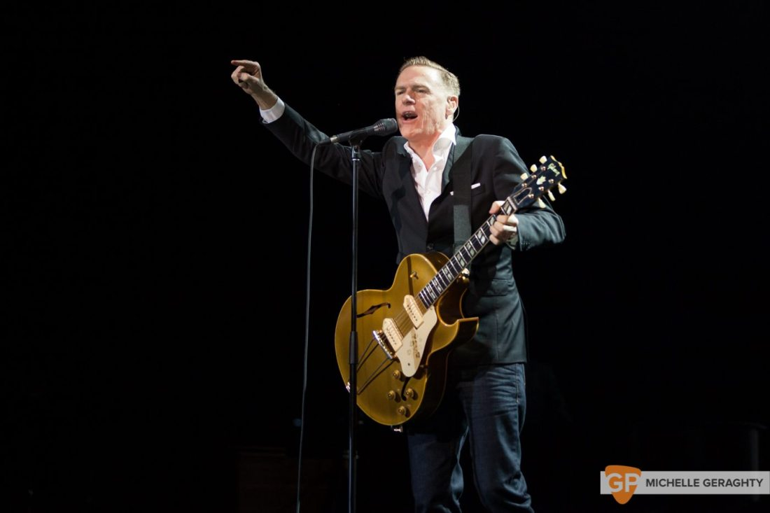 Bryan Adams at the 3Arena by Michelle Geraghty_May 2016_6261