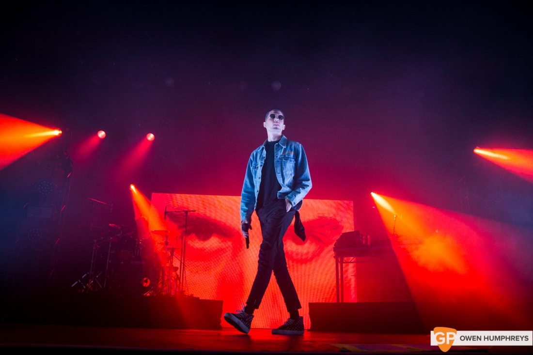 G-Eazy at The Olympia Theatre by Owen Humphreys