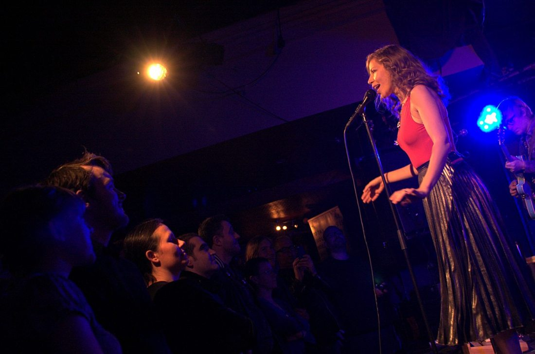 LAKE STREET DIVE at WHELANS DUBLIN by ABRAHAM TARRUSH (0)