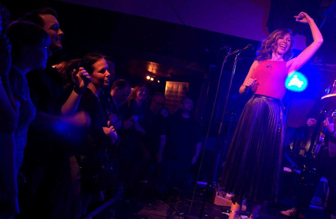 LAKE STREET DIVE at WHELANS DUBLIN by ABRAHAM TARRUSH (28)