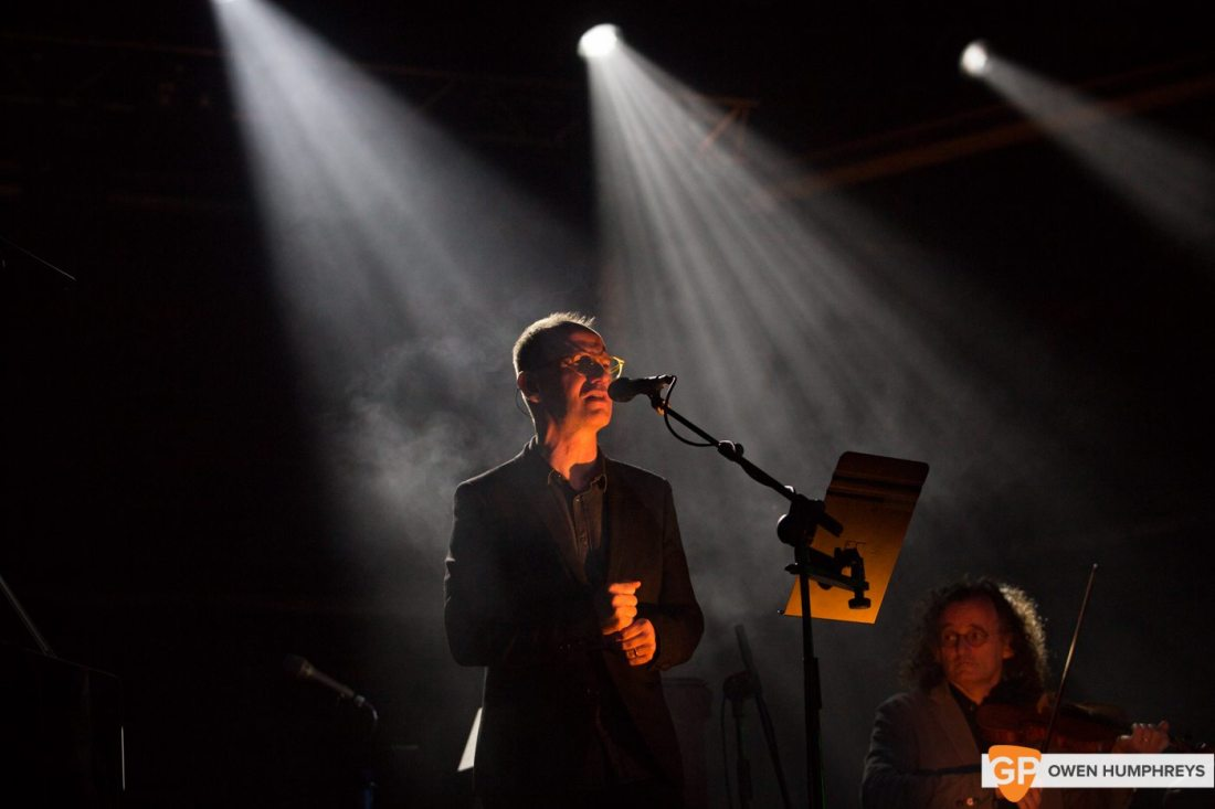The Gloaming at Body&Soul by Owen Humphreys