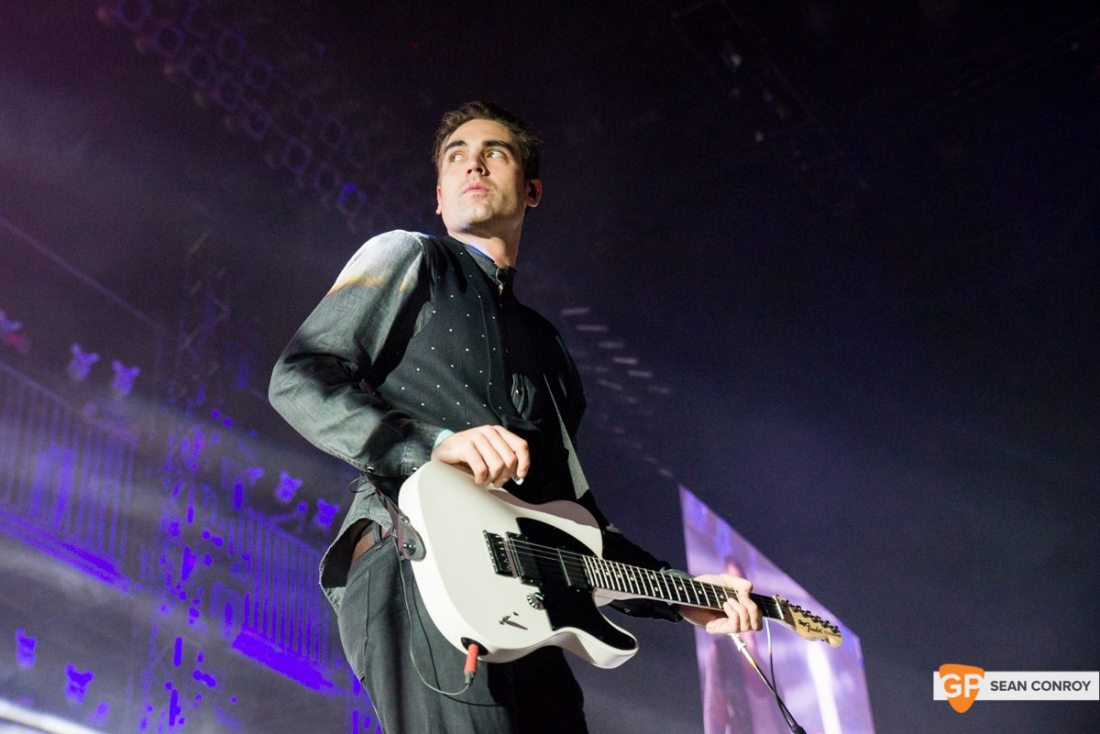 Busted at 3Arena in Dublin by Sean Conroy (7 of 31)