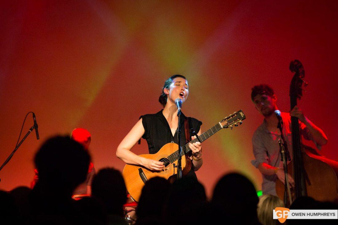 Lisa Hannigan at Interlude by Owen Humphreys