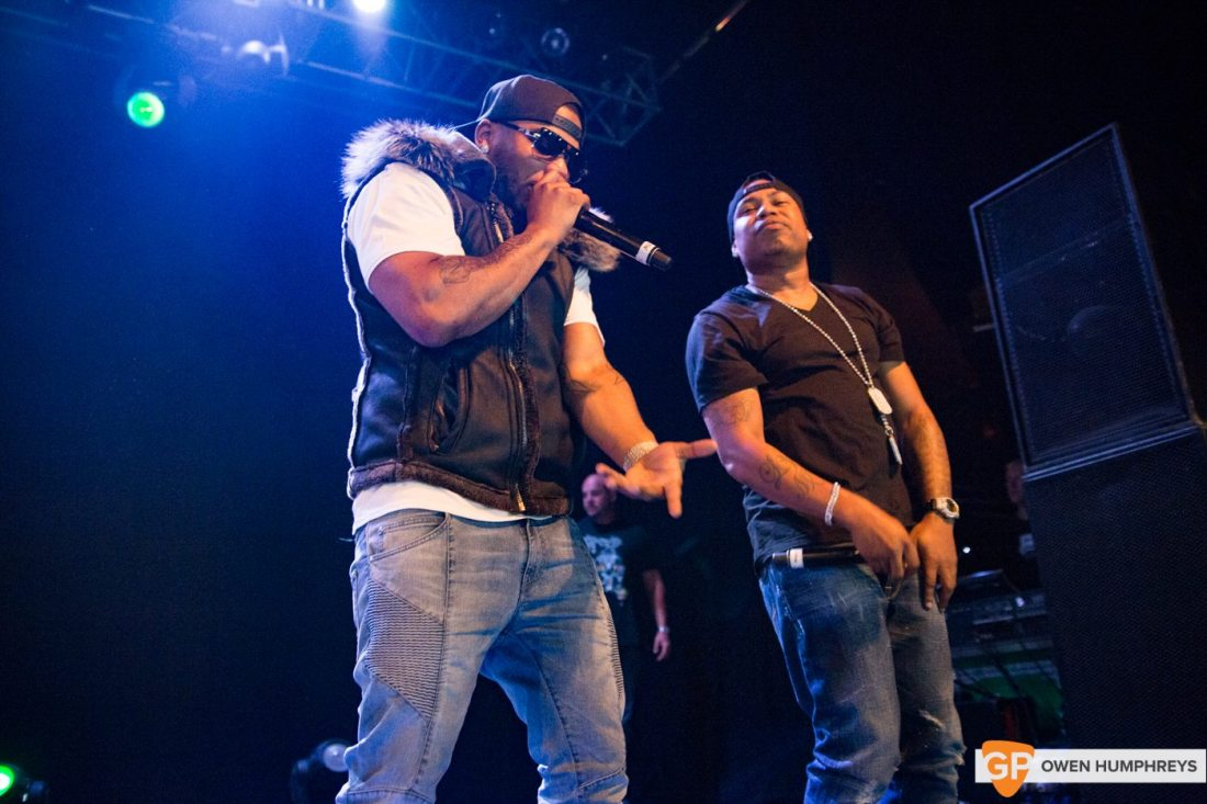 Nelly at Vicar Street by Owen Humphreys