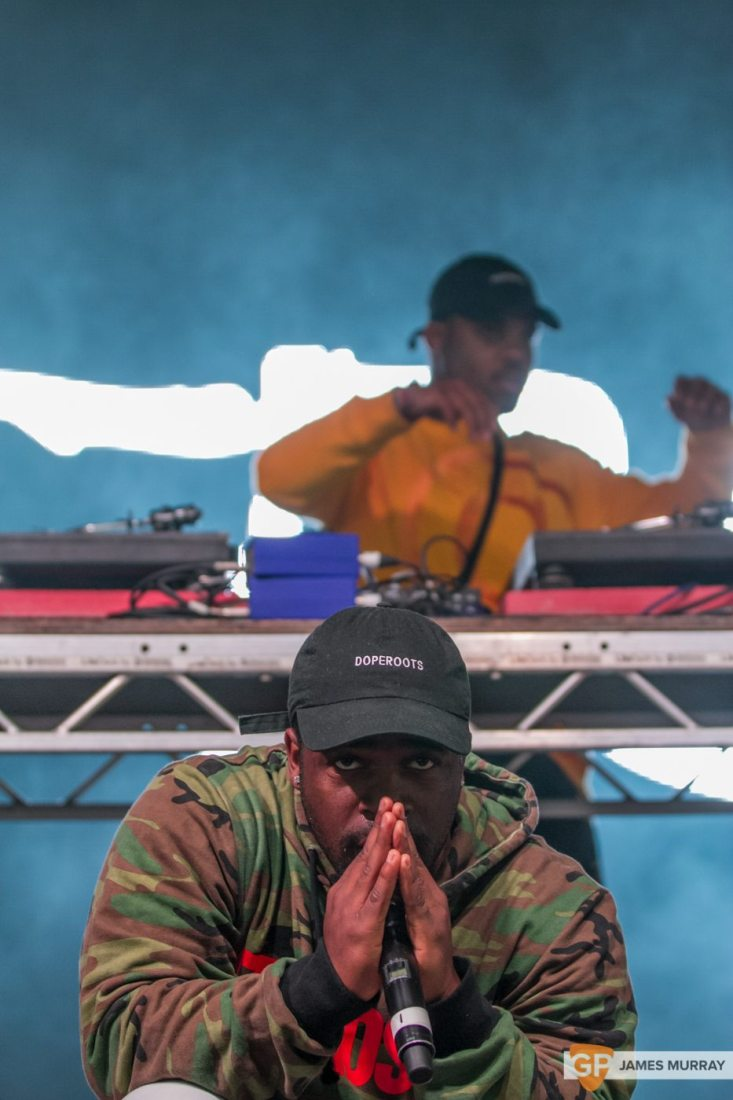 A$AP FERG at Longitude by James Murray