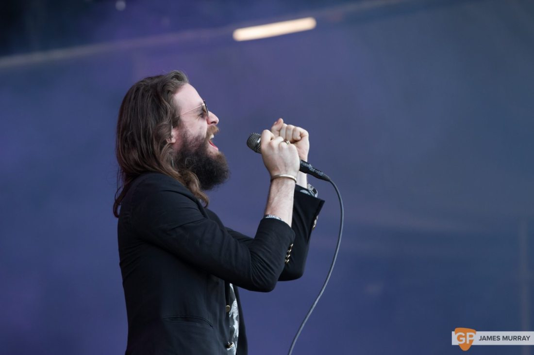 Father John Misty at Longitude by James Murray