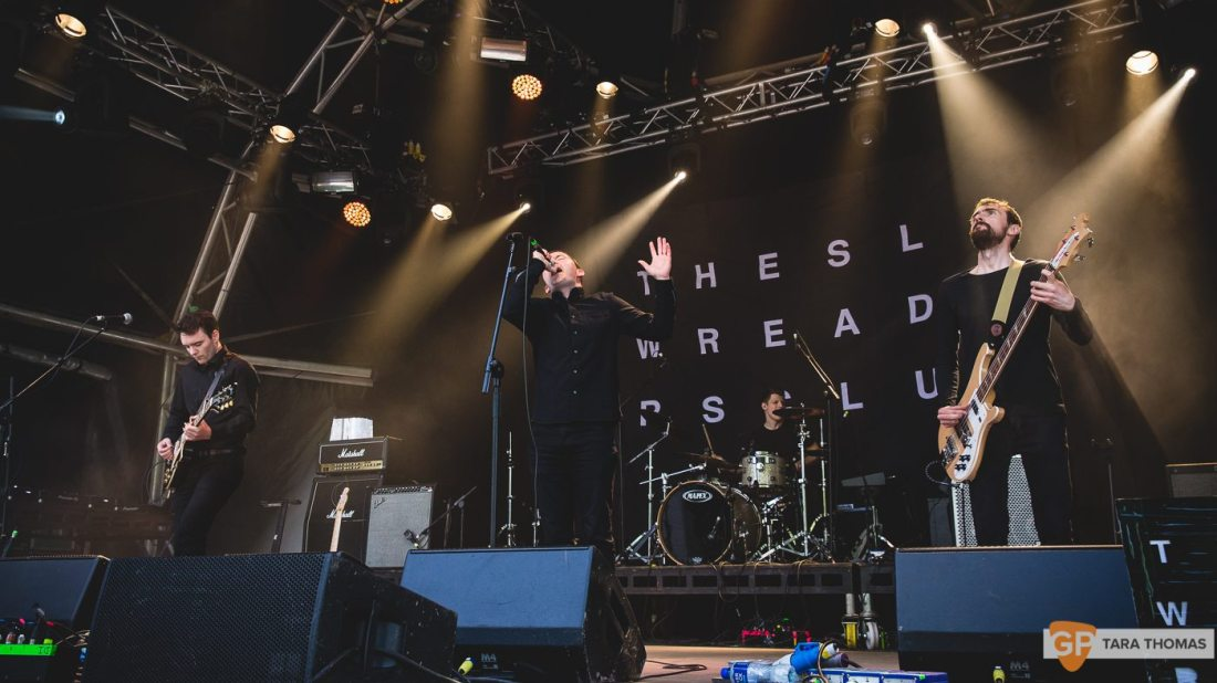 The Slow Readers – Castlepalooza