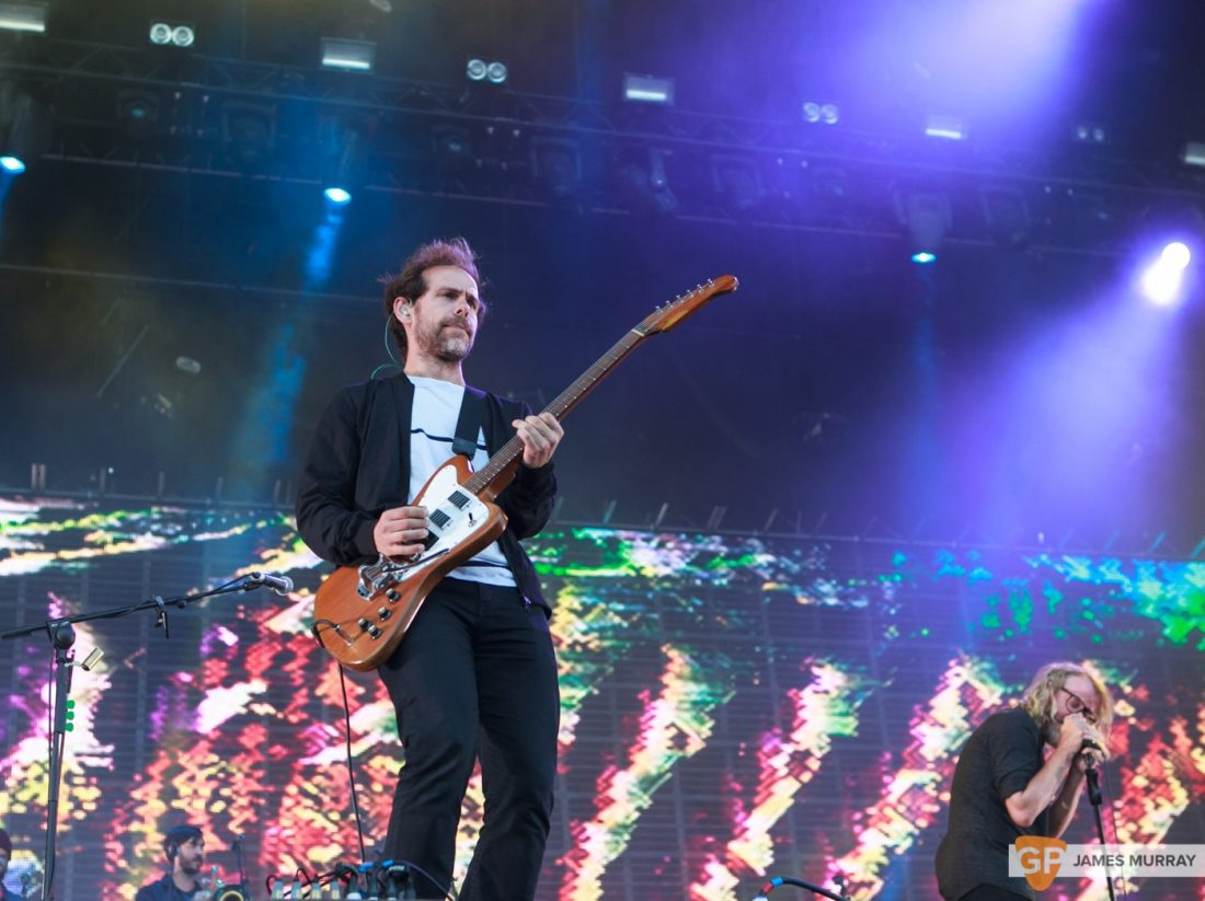 The National at Longitude by James Murray