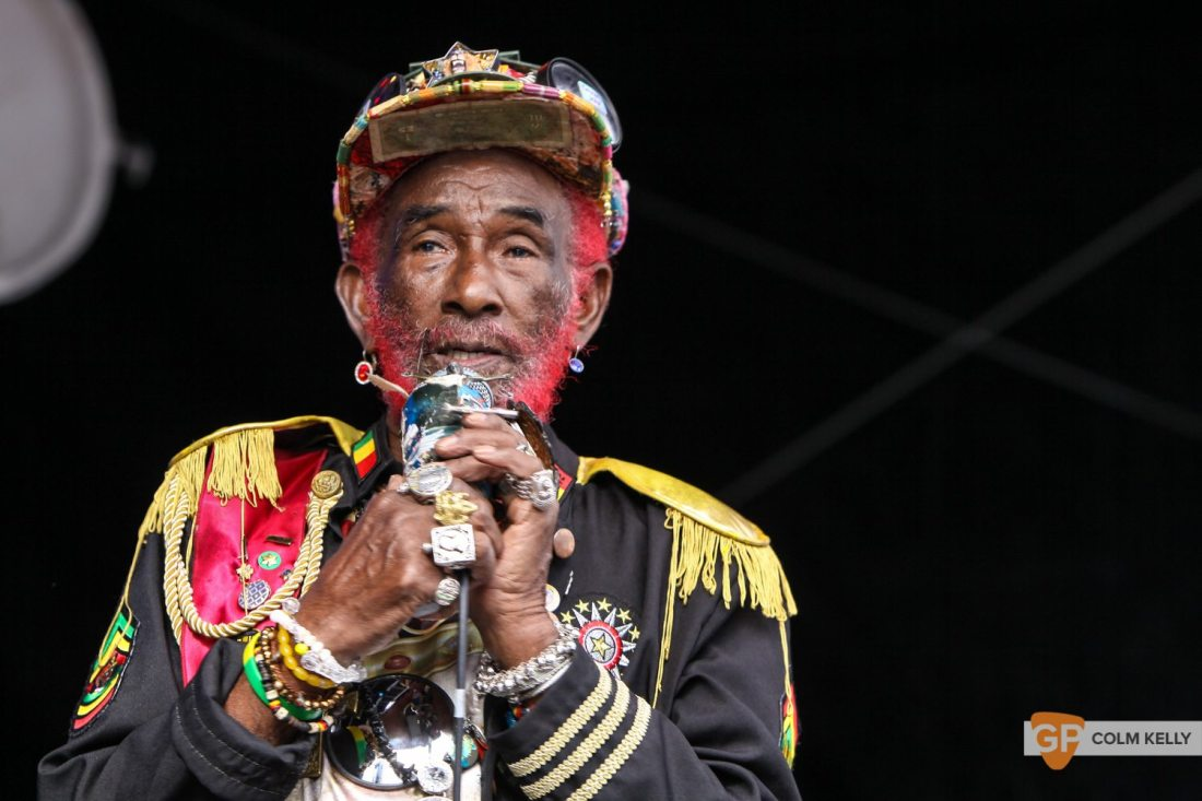 "Lee ""Scratch"" Perry Beatyard Saturday by Colm Kelly"