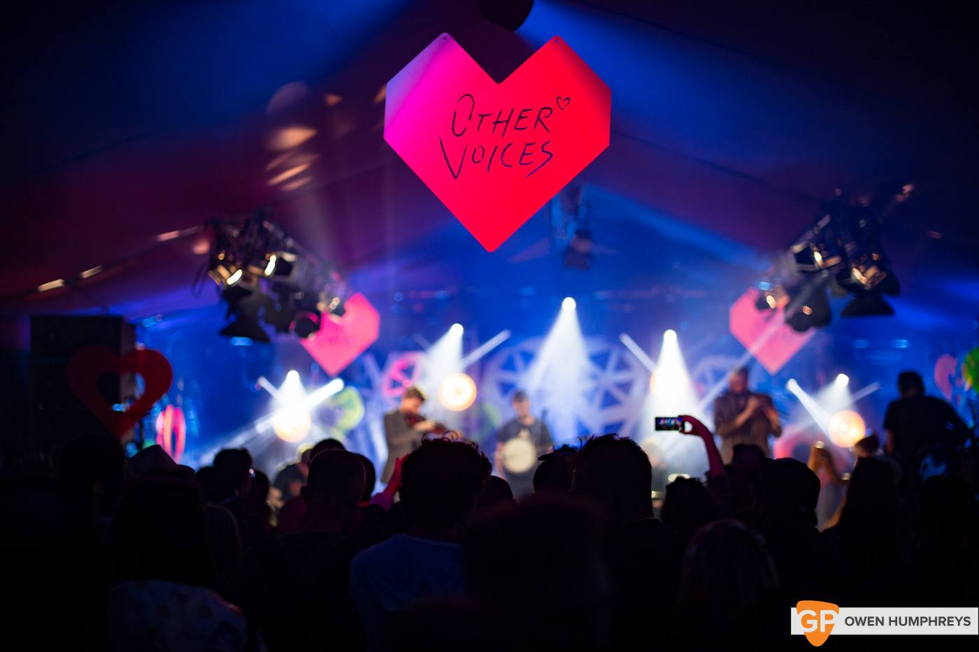 Skipper's Alley at Electric Picnic by Owen Humphreys
