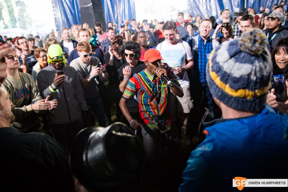 Rusangano Family at Electric Picnic by Owen Humphreys