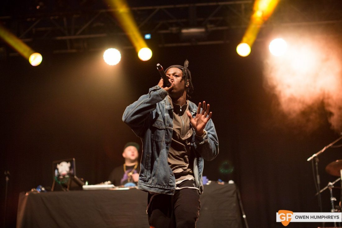 Joey Bada$$ at Electric Picnic by Owen Humphreys