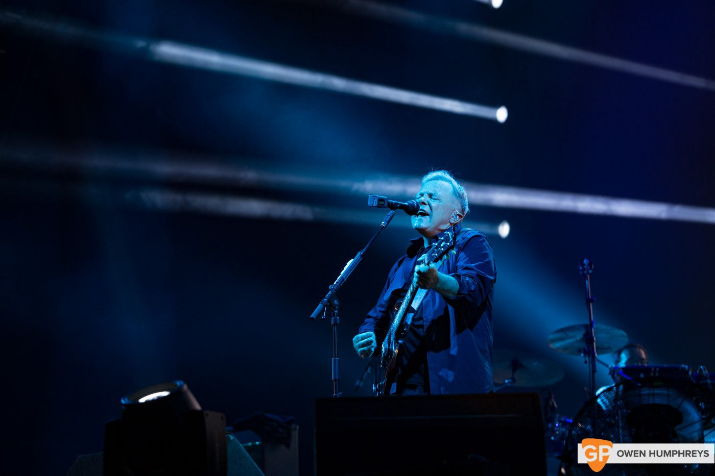 New Order at Electric Picnic by Owen Humphreys