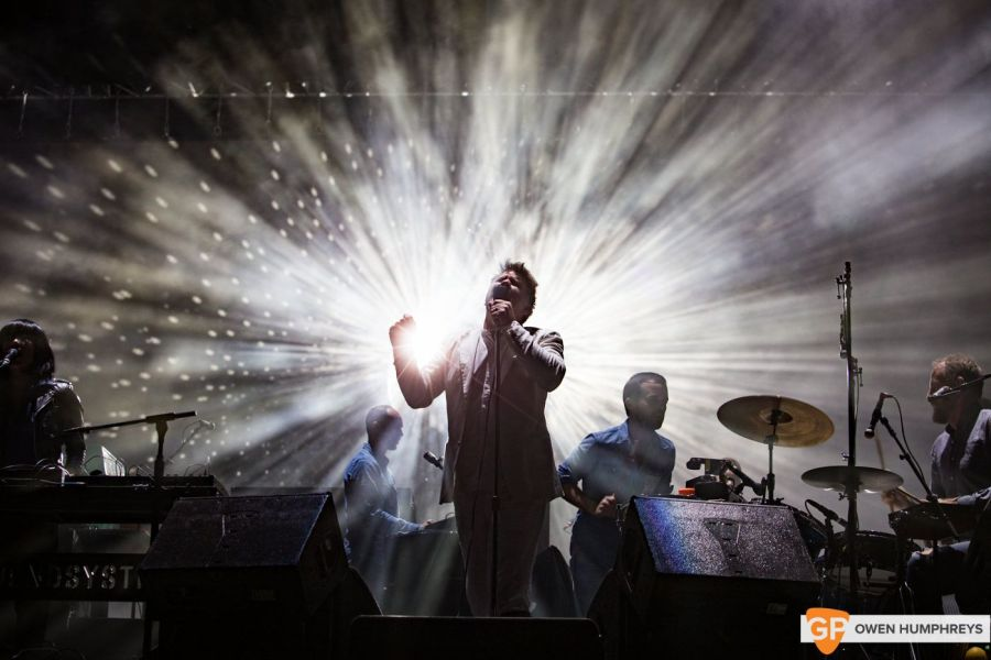 Electric Picnic 2016   Saturday in Photos   News LCD Soundsystem at Electric Picnic by Owen Humphreys