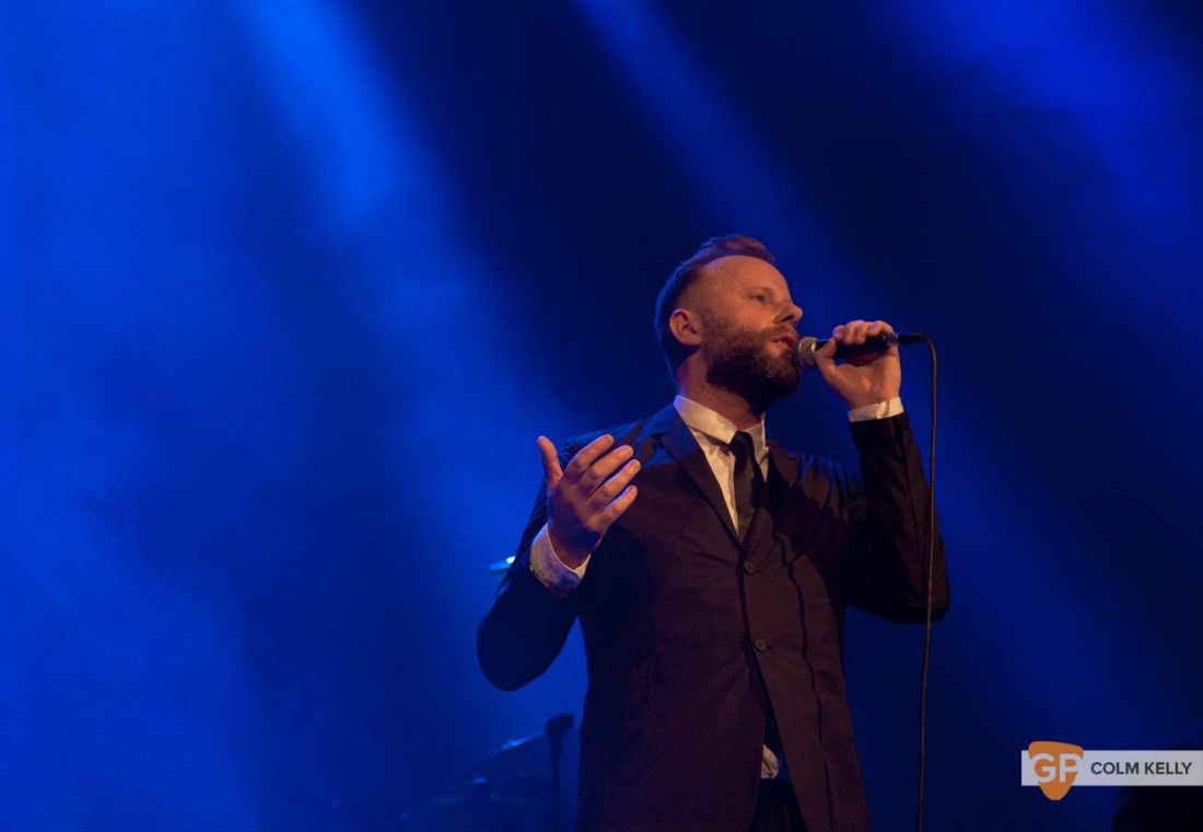 Buffalo Woman at The Olympia Theatre Dublin by Colm Kelly
