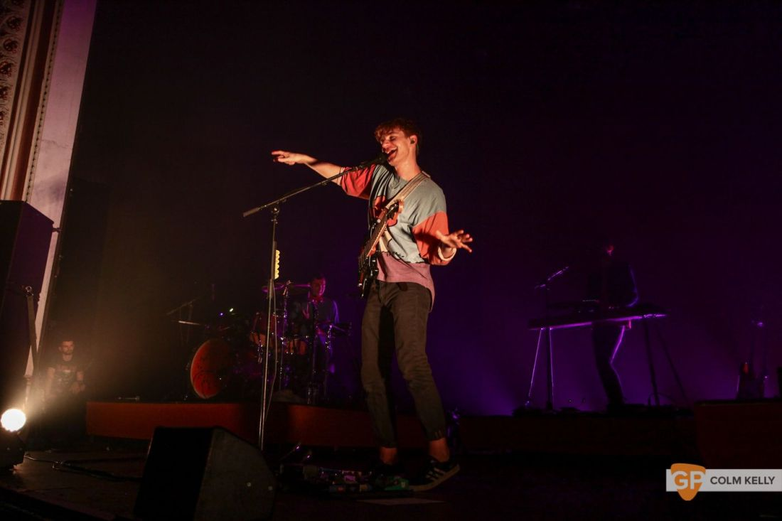 Glass Animals at The Olympia Theatre by Colm Kelly