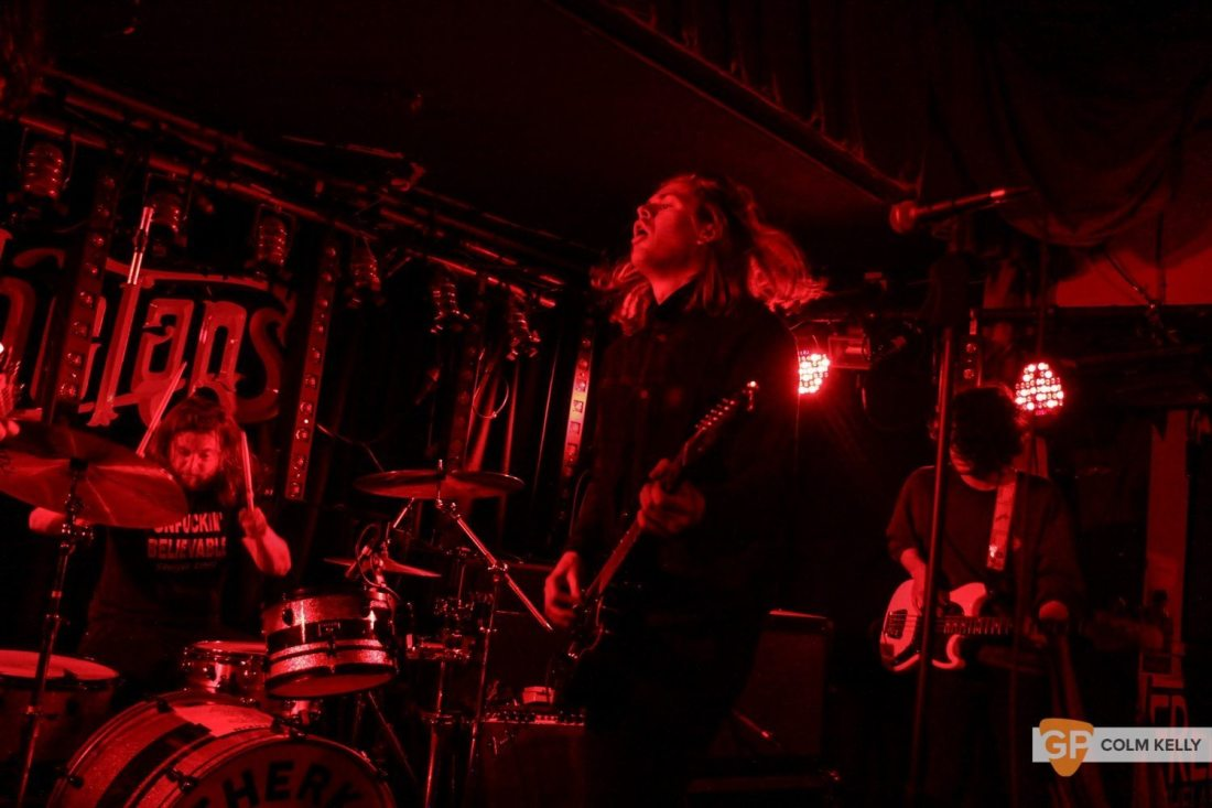The Amazons at Whelans Dublin by Colm Kelly