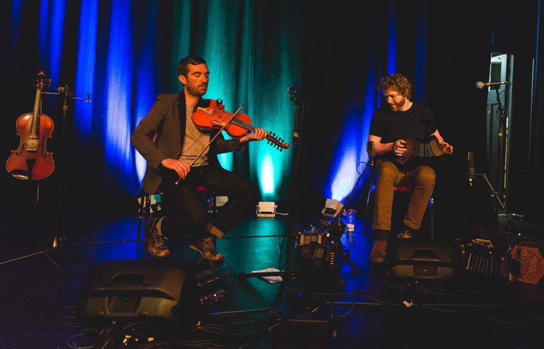 Caoimhin O Raghallaigh & Cormac Begley _ Other Voices