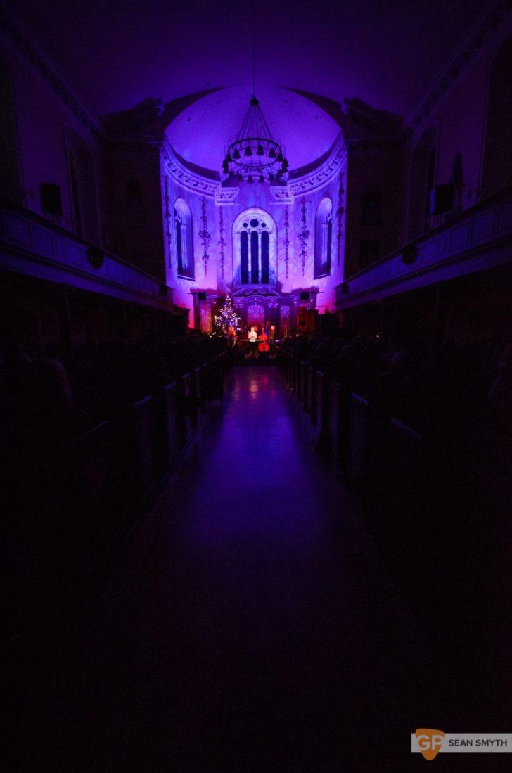 Farah Elle in St Anne's Church by Sean Smyth (8/12/16)
