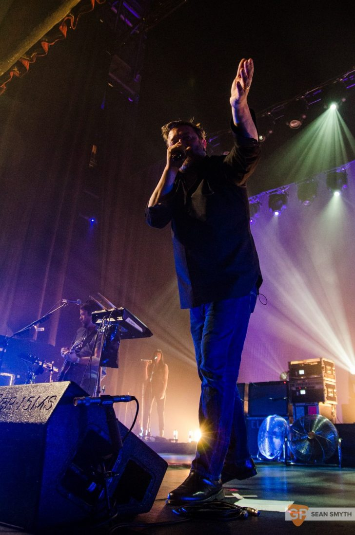 Elbow in The Olympia Theatre, Dublin by Sean Smyth (26-2-16) (16 of 16)