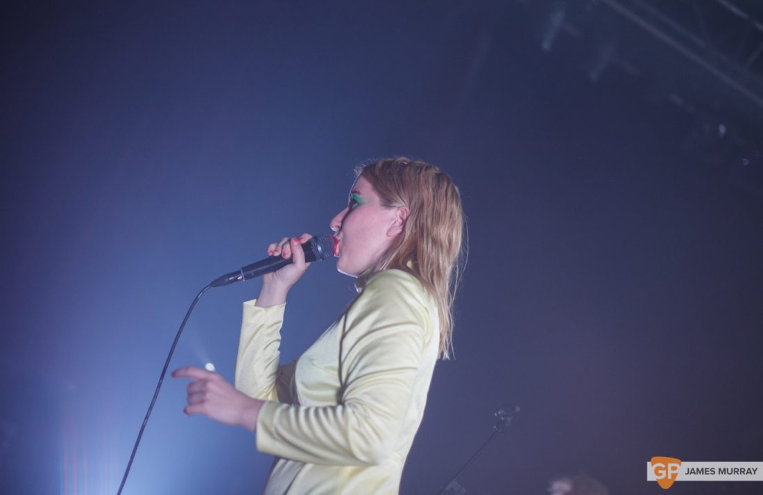 Austra at The Button Factory by James Murray