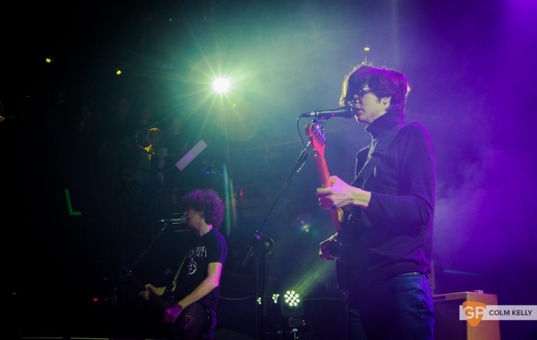 Car Seat Headrest at The Academy Dublin by Colm Kelly-0109