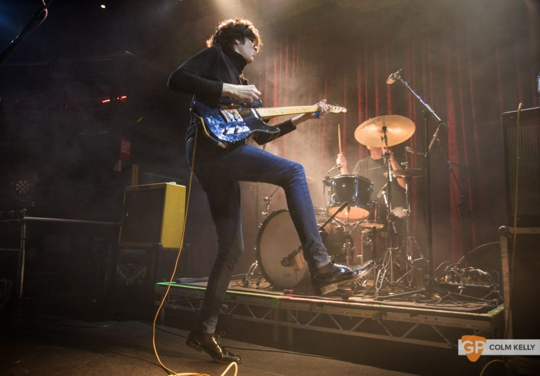 Car Seat Headrest at The Academy Dublin by Colm Kelly-2707