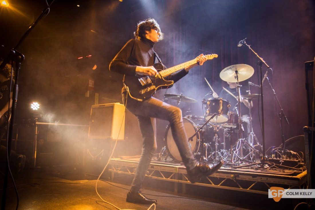 Car Seat Headrest at The Academy Dublin by Colm Kelly-2708