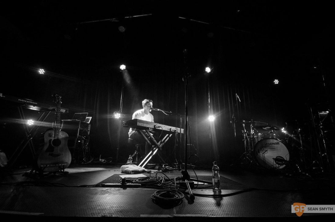 Dermot Kennedy @ The Sugar Club, Dublin by Sean Smyth (29-3-17) (6 of 22)