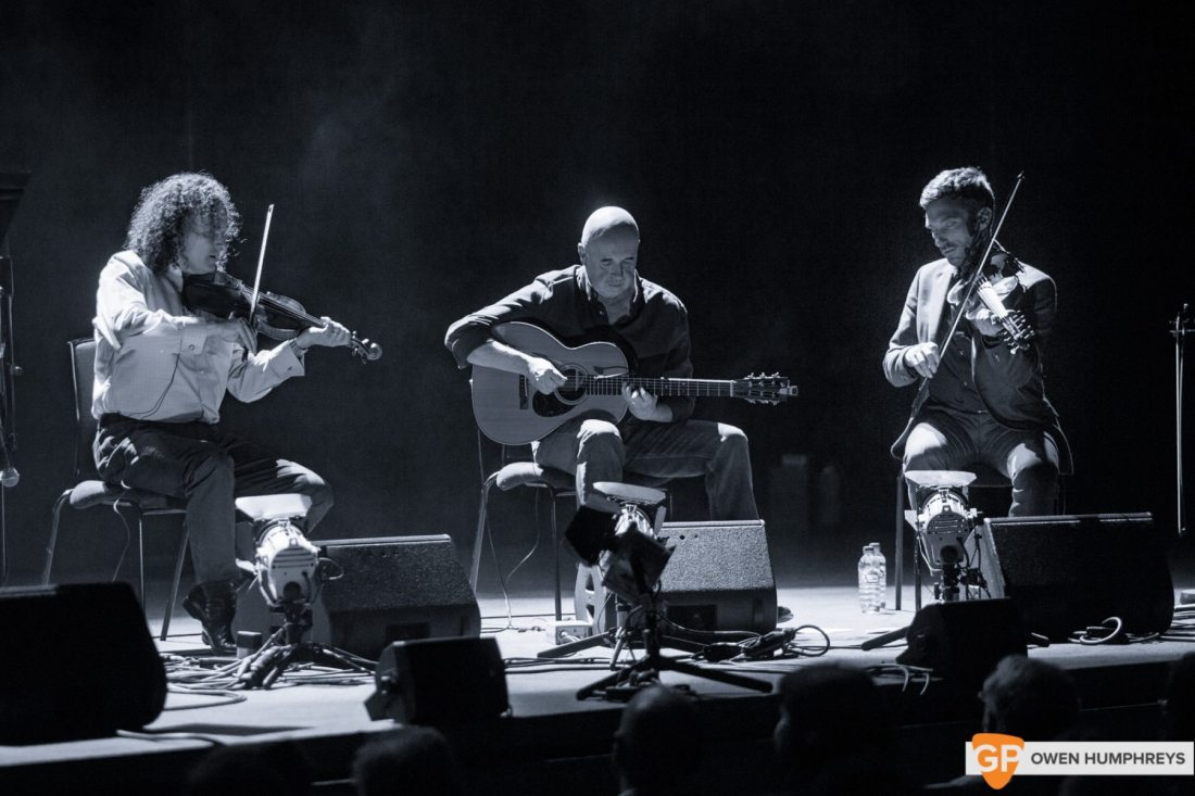 The Gloaming at The National Concert Hall. Photo by Owen Humphreys