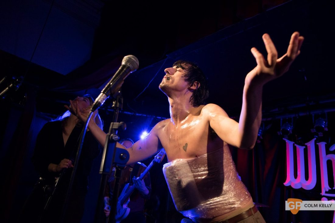 The Moonlandingz at Whelan's Dublin by Colm Kelly-1801