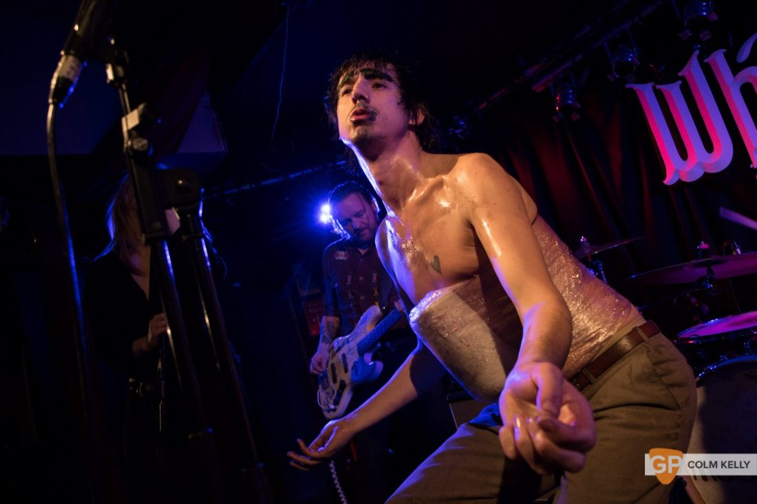 The Moonlandingz at Whelan's Dublin by Colm Kelly-1820