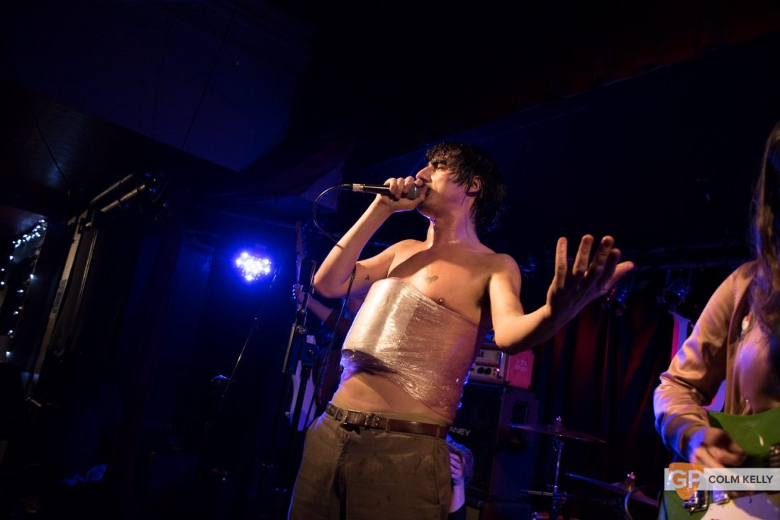 The Moonlandingz at Whelan's Dublin by Colm Kelly-2257