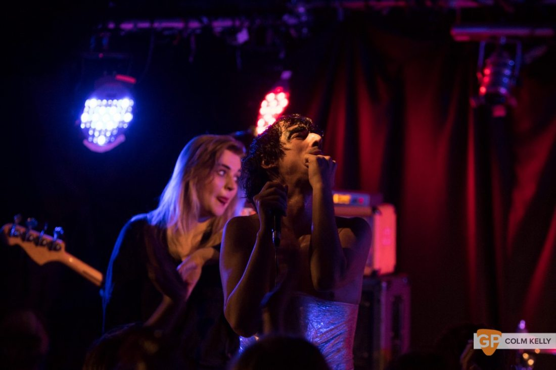 The Moonlandingz at Whelan's Dublin by Colm Kelly-2438
