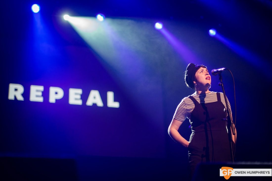 A Night in the Key of 8 at The Olympia Theatre by Owen Humphreys (14 of 36)