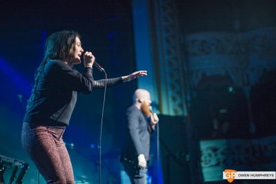 A Night in the Key of 8 at The Olympia Theatre by Owen Humphreys (8 of 36)