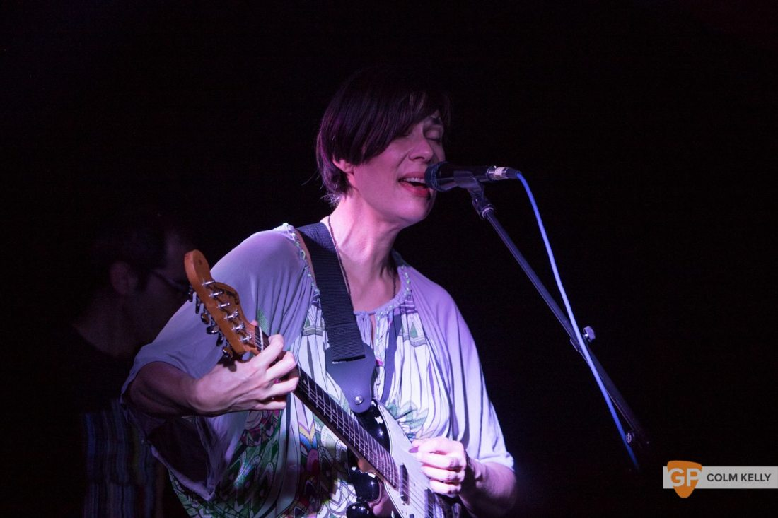 Laetitia Sadier at The Grand Social by Colm Kelly-1333