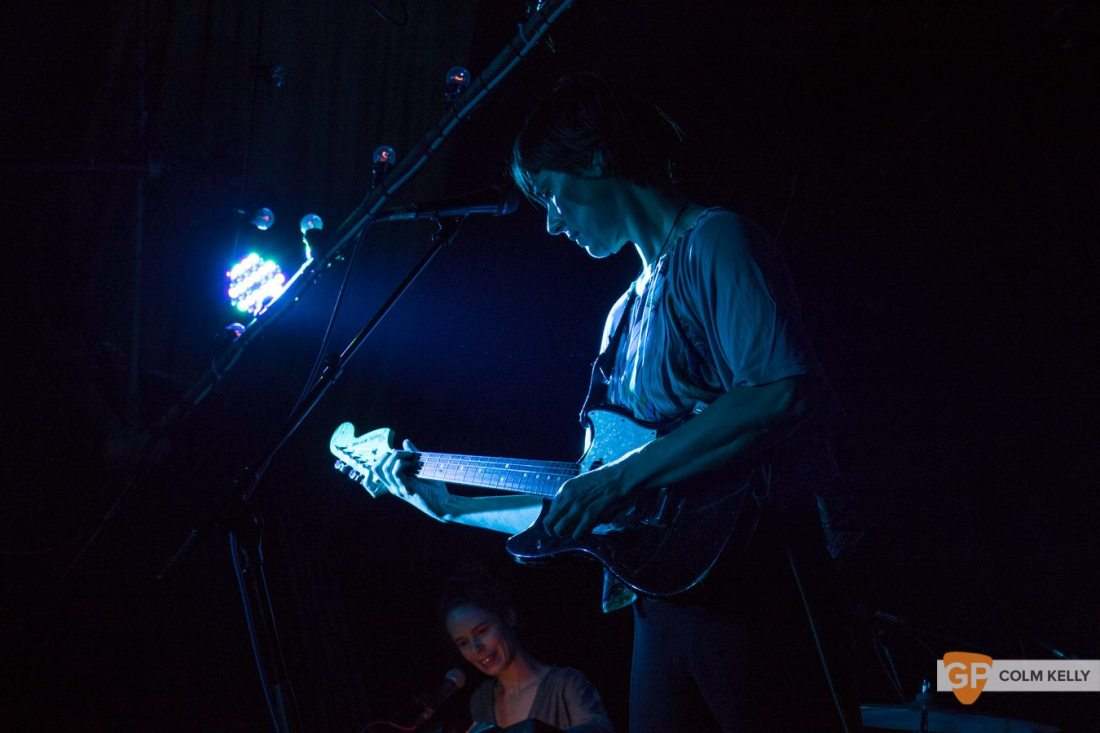 Laetitia Sadier at The Grand Social by Colm Kelly-1428-2