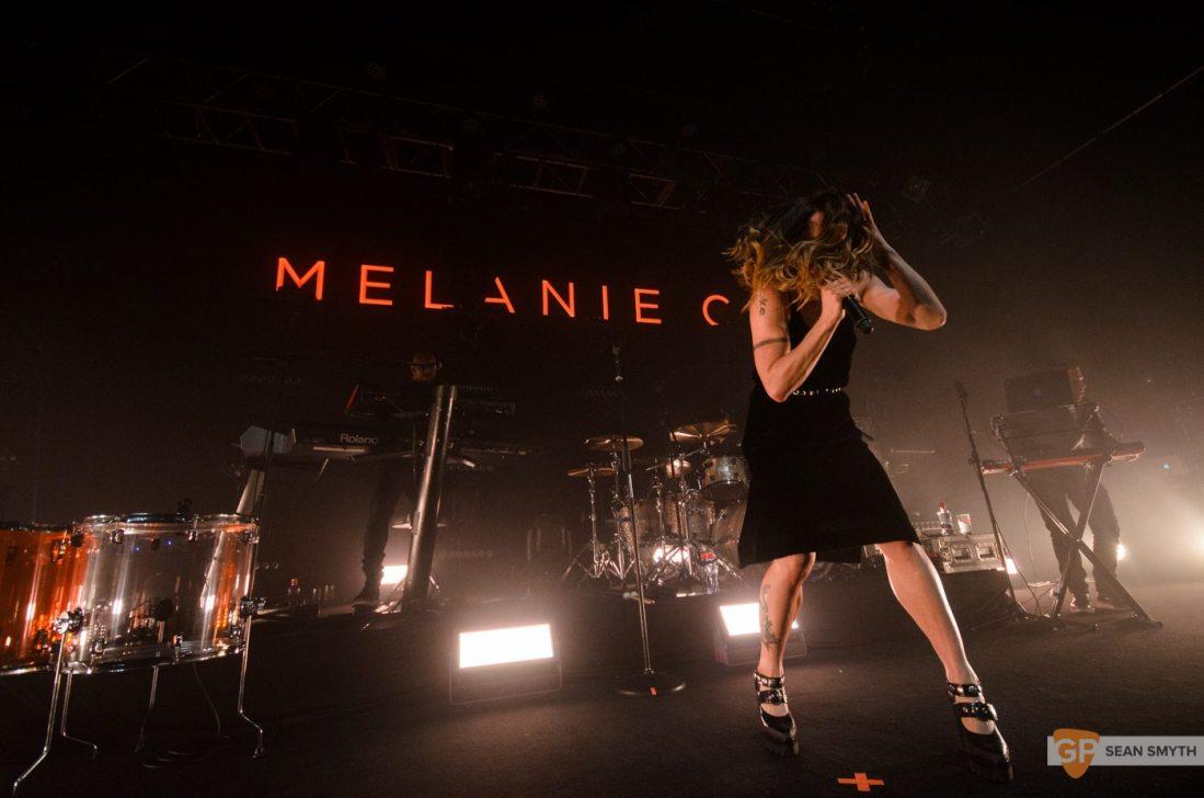 Melanie C @ Vicar Street, Dublin by Sean Smyth (14-4-17) (20 of 26)