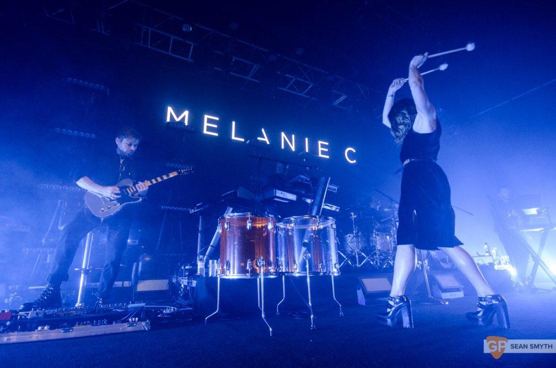 Melanie C @ Vicar Street, Dublin by Sean Smyth (14-4-17) (24 of 26)