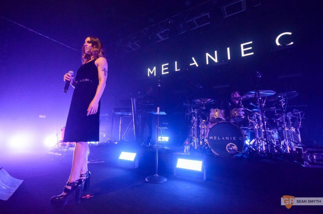 Melanie C @ Vicar Street, Dublin by Sean Smyth (14-4-17) (26 of 26)