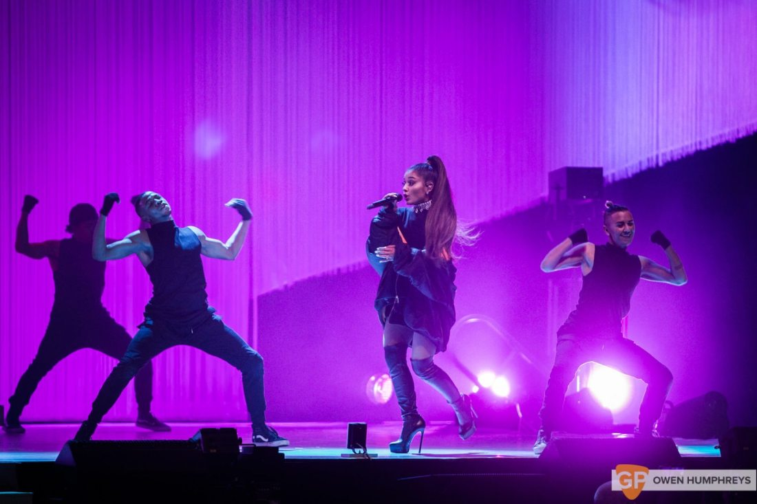 Ariana Grande at the 3Arena by Owen Humphreys (5 of 13)