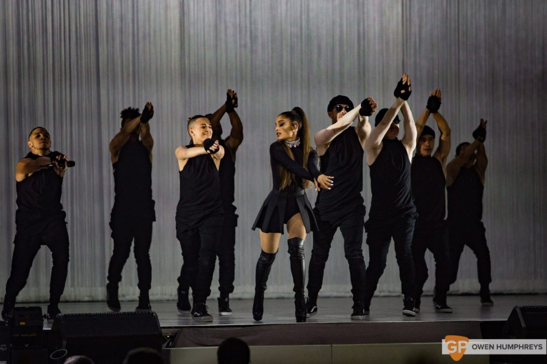Ariana Grande at the 3Arena by Owen Humphreys (6 of 13)